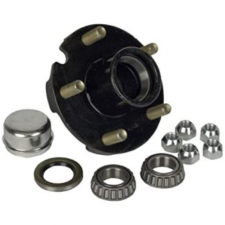 Hubs & bearings, grease caps